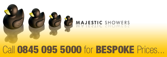 Majestic Double Discount Sale - Shower Enclosures.